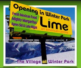Lime fresh winter park